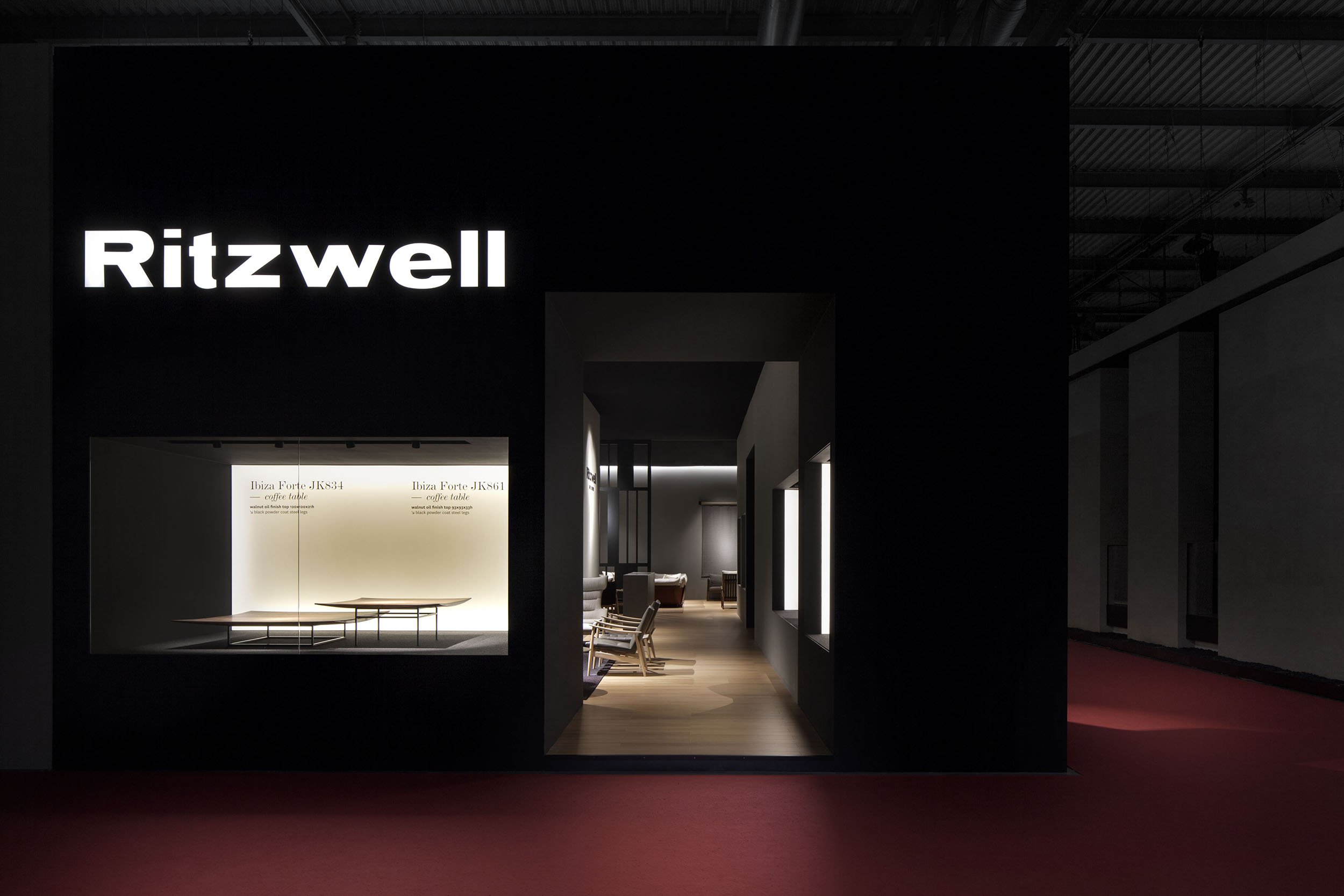 Ritzwell Booth 2018